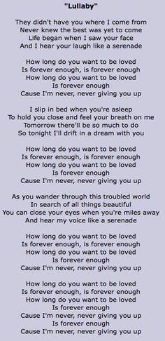 Want Lyrics You My Do Be To Husband