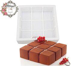 Retrouvez cet article dans ma boutique Etsy https://www.etsy.com/fr/listing/554131117/moule-patisserie-en-silicone-3d-cube