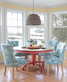 Good Colorful Dining Room Tables   Home Design Ideas