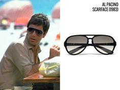 8 must have Mens sunglasses from famous movies
