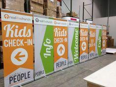 Image result for stand up banner design