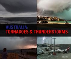 Australia Tornado Update: Severe Thunderstorms In Sydney, Hail Storm Updates Live News, Injuries And Devastation