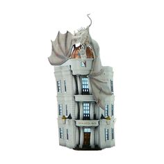 hallmark 2017 harry potter gringotts bank - Hallmark Christmas Decorations 2017