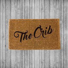 The Crib Doormat …