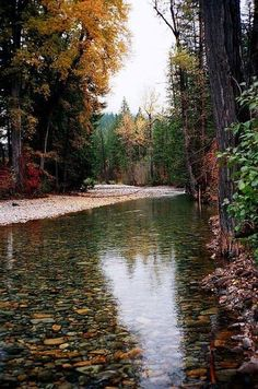 Lost River, Methow Valley, Washington..