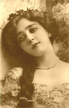 May De Sousa (November 6, 1884 – August 8, 1948) was an American singer and a Broadway actress.