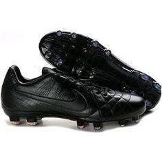 http://www.asneakers4u.com/ Wholesale Nike Tiempo Legend IV Elite FG Soccer Cleats black/black
