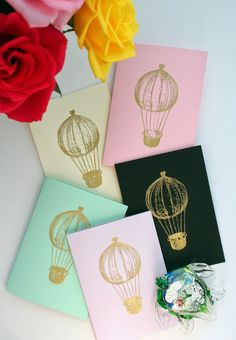 DIY // How to make your own greeting cards