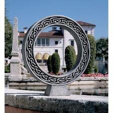 Religious Statues for the Garden - Design Toscano Garden Art, Garden Design, Garden Ideas, Backyard Ideas, Celtic Circle, Gothic, Street Gallery, 3d Studio, Celtic Art