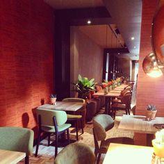 Restaurant Black&Blue #1