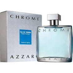 Perfume Azzaro Chrome - 100mL