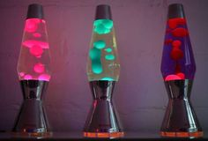 20 Things Only Kids Understand Rock Lamp, Falls Church, Cool Lamps, Wax, Table Lamp, Lighting, Pink, Hippie Styles, Trippy