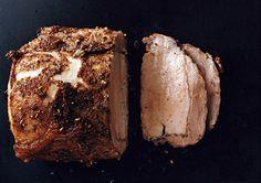 Lisu Spice-Rubbed Roast Pork