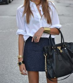 Summer chic look perfection