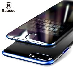 Baseus PC Hard Case For iPhone 7 Cover For iPhone 7 Plus Case Anti-scratch Electroplating | Buy Ninety Nine //Price: $17.99 & FREE Shipping //     #GoShopping