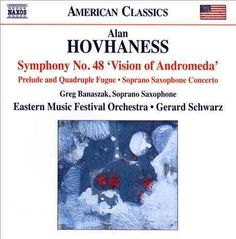 "Eastern Music Festival Orchestra - Hovhaness: Symphony No. 48 ""Visions of Andromeda"""