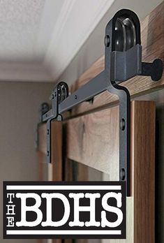 Single Track By-Pass© Sliding Barn Door Hardware