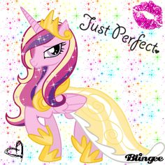 My Little Pony Friendship Is Magic Cadence