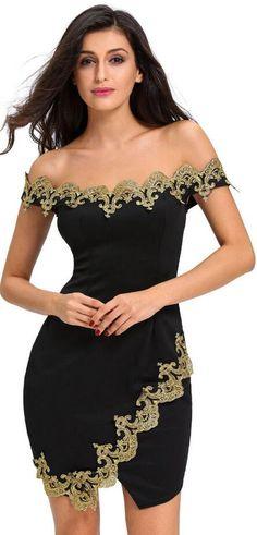 5210d4169397 Item specifics Brand Name WCL Gender Women Neckline Slash neck Sleeve  Length(cm) Short Sleeve Style Off the Shoulder Season Summer  Material Polyester ...