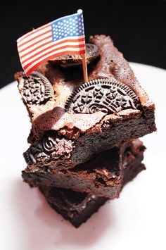 Chloé Délice: Brownie aux Oréo®