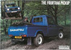 Small Trucks, Mini Trucks, Daihatsu, Pickup Trucks, Pick Up, Jeeps, Rigs, Cars And Motorcycles, Offroad