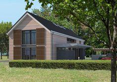 evoDOMUS | Custom designed ultra energy efficient prefab homes - evodomus - Barn