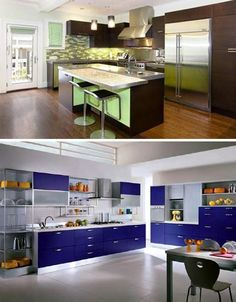 Green Kitchen Dapur Impianku Pinterest Grey And Kitchens