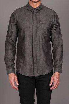 Ezekiel Barton L/S Shirt $53