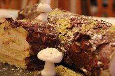 best stuff chocolate buche de noel with dulce de leche buttercream see ...