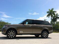 Land Rover Range Rover Autobiography LWB 2014