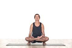 Padmasana (www.kaihill.de) Asana, Yoga, Yoga Sayings