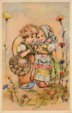 Erna postcard   eBay