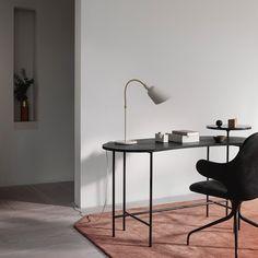 &tradition Bellevue tafellamp ontworpen door Arne Jacobsen