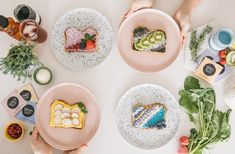 Make 4 Instagrammable Toasts with Pearl Butter - Urban Outfitters - Blog