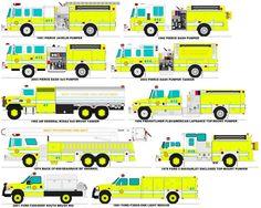 Avon Fire Brigade Osu By Mark Hobbs Fire Truck