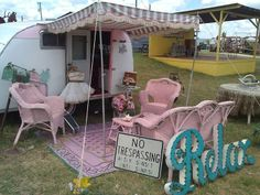 .Glamping, CANNOT RESIST THE MAGPIE IN ME, LOVE THE GLITTERY THINGS - EVEN WHEN I'M ROUGHING IT