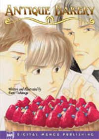 """Antique Bakery Manga - pretty much like the anime.  Starts off as a slice of life.  Some hilarious situations, especially one particular one with the """"Magical Gay."""" It gets a little dark at the end, but I found the ending very satisfying.  A great manga to read and not too long."""