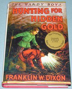 Hardy Boys #5 Hunting for Hidden Gold Applewood DJ http://www.bonanza.com/listings/Hardy-Boys-5-Hunting-for-Hidden-Gold-Applewood-DJ/88844323