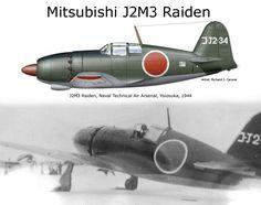 Marushin Fighter 1//48 Mitsubishi J2M Jack RAIDEN NORMAL Type 21 Japan F//S New