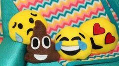 DIY American Girl Emoji Pillows