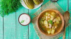 рассольник Soup, Ethnic Recipes, Soups, Chowder