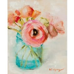 Gallery Wrapped Giclee Prints | Mary Gregory Studio