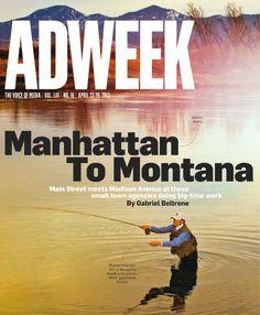 Adweek cover - April 23, 2012