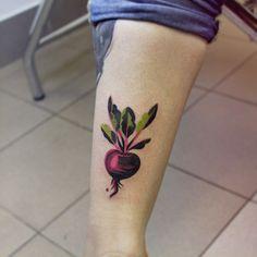 New beautiful tattoos by Sasha Unisex | Martineken Blog
