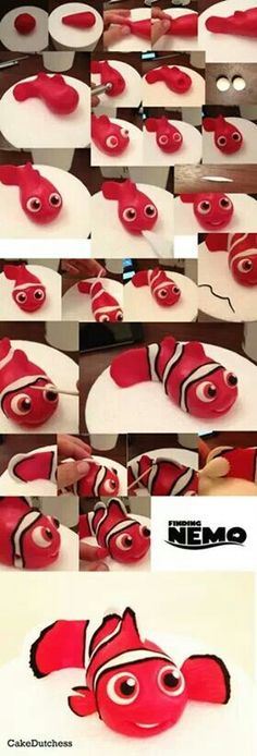 Nemo by Cake Dutchess