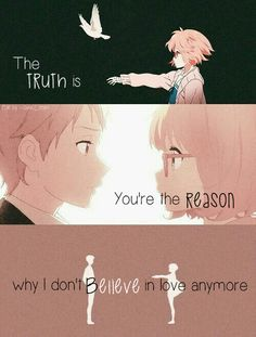 I guess this is called Kyoukai no Kanata? I haven't seen it, but now I'm going to have to.