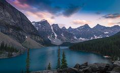 Moraine Lake by Dave B