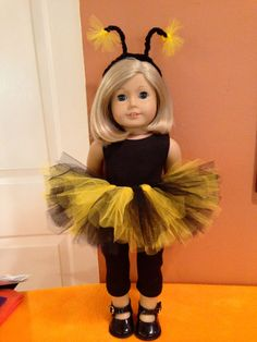 American Girl Doll Halloween Costume. Complete with leggings, tshirt ...