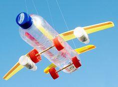 Brinquedos com material reciclado 17