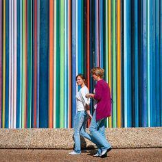 Cheminée Moretti, La Défense, Paris, 1990